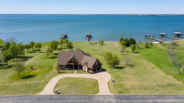 5005 Open Water Way, Streetman, TX 75859 (MLS #14547129) :: The Hornburg Real Estate Group