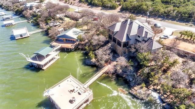 1723 Park Road 36, Possum Kingdom Lake, TX 76449 (MLS #14547192) :: Frankie Arthur Real Estate