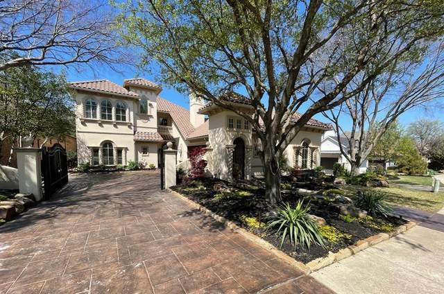 5089 Oak Knoll Lane, Frisco, TX 75034 (MLS #14547214) :: The Chad Smith Team