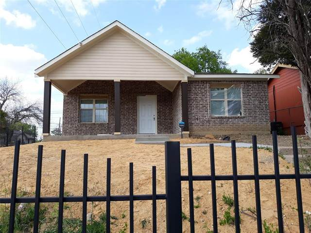 2901 Ave L, Fort Worth, TX 76105 (MLS #14547238) :: Real Estate By Design