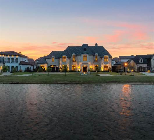 1020 Lake Carillon Lane, Southlake, TX 76092 (MLS #14547267) :: The Kimberly Davis Group