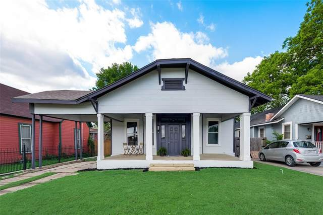 1120 Lilac Street, Fort Worth, TX 76110 (MLS #14547288) :: Front Real Estate Co.