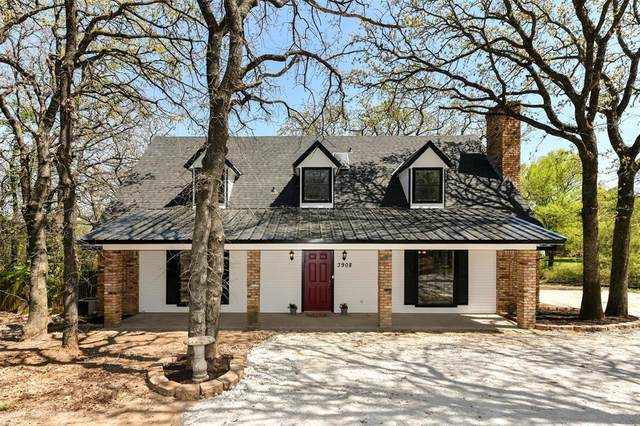 3908 Theo Drive, Crowley, TX 76036 (MLS #14547294) :: The Chad Smith Team