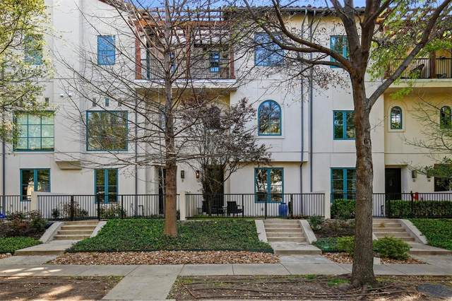 4406 Bowser Avenue #12, Dallas, TX 75219 (MLS #14547333) :: The Hornburg Real Estate Group