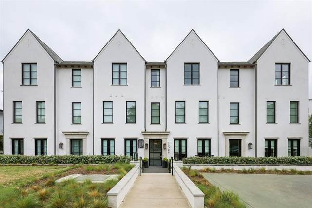 4502 Abbott Avenue #302, Highland Park, TX 75205 (MLS #14547410) :: The Juli Black Team