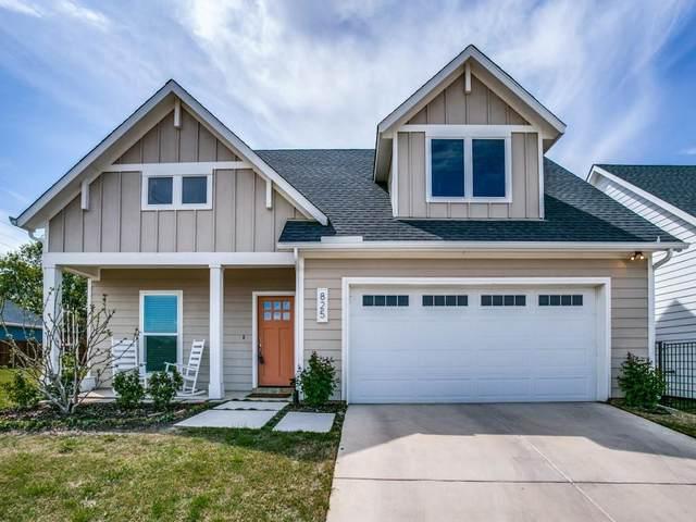 825 Meadow Bend Loop W, Grapevine, TX 76051 (MLS #14547423) :: Wood Real Estate Group