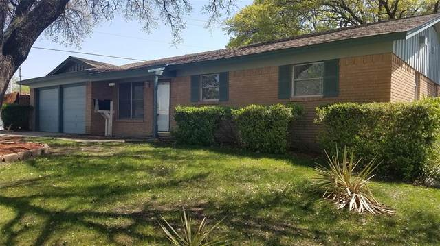5205 Rector Avenue, Fort Worth, TX 76133 (MLS #14547466) :: Real Estate By Design