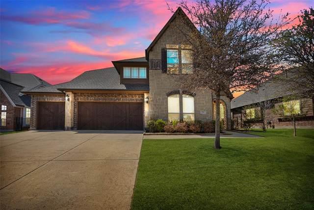 951 Crystal Falls Drive, Prosper, TX 75078 (MLS #14547496) :: The Kimberly Davis Group