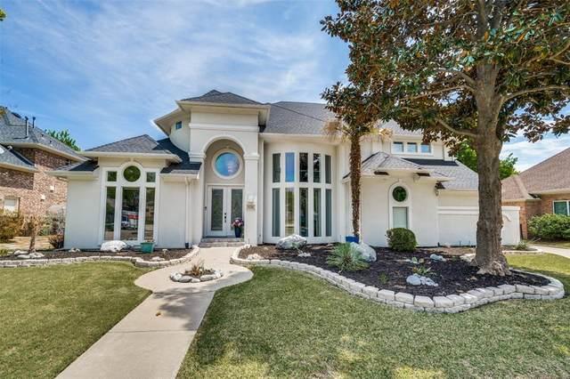 6724 Creekside Lane, Plano, TX 75023 (MLS #14547497) :: Wood Real Estate Group
