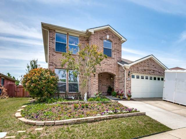 1612 Thornhill Lane, Little Elm, TX 75068 (MLS #14547507) :: Wood Real Estate Group
