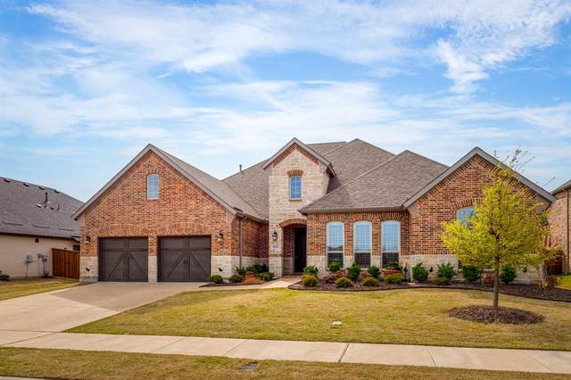 4429 Ginger Street, Celina, TX 75078 (MLS #14547559) :: The Chad Smith Team
