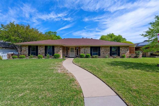 2729 Westridge Drive, Plano, TX 75075 (MLS #14547586) :: The Rhodes Team
