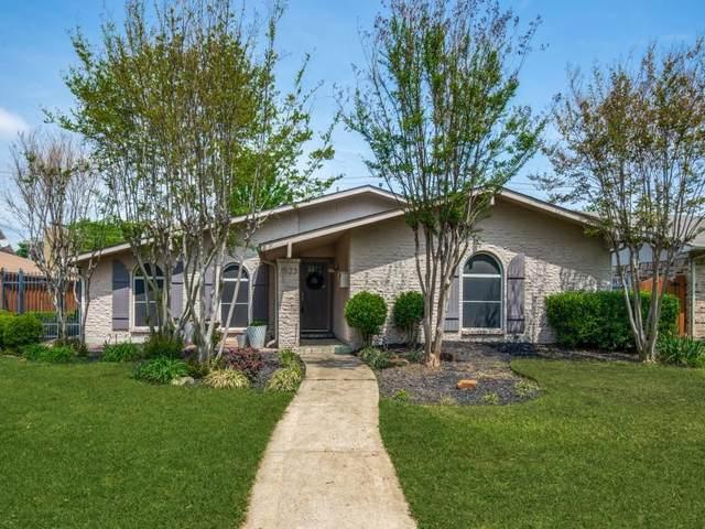1523 Carnation Drive, Lewisville, TX 75067 (MLS #14547636) :: The Rhodes Team