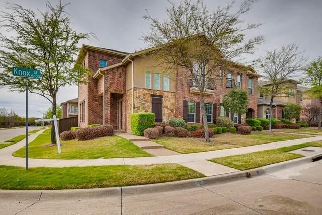 8603 Knox Street, Irving, TX 75063 (MLS #14547645) :: Premier Properties Group of Keller Williams Realty