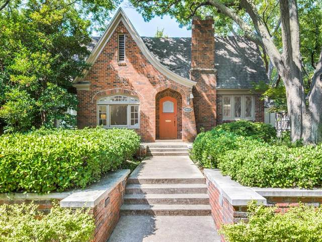 4411 N Hall Street, Dallas, TX 75219 (MLS #14547667) :: The Mauelshagen Group