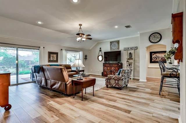 10525 Murray S Johnson Street, Denton, TX 76207 (MLS #14547724) :: Wood Real Estate Group