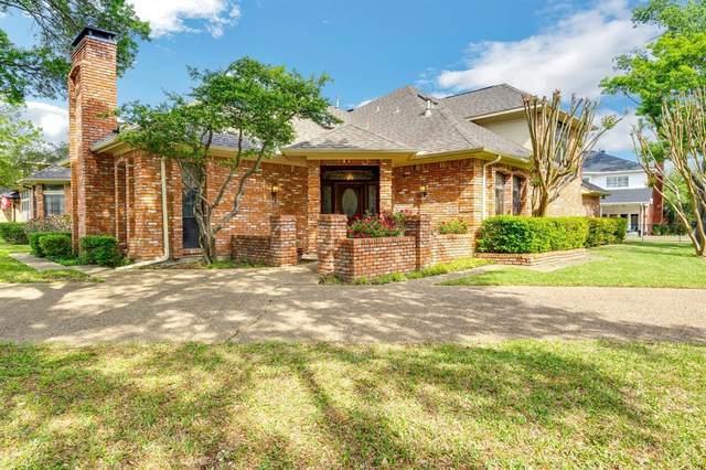 7304 Parkshire Avenue, Dallas, TX 75231 (MLS #14547728) :: VIVO Realty