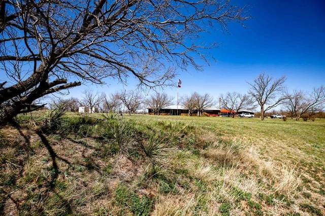 1400 Us Highway 380, Old Glory, TX 79540 (MLS #14547738) :: The Kimberly Davis Group