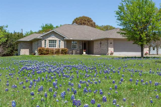 1649 White Bluff Drive, Whitney, TX 76692 (MLS #14547747) :: Wood Real Estate Group