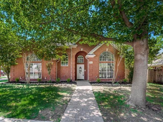450 Sandy Knoll Drive, Coppell, TX 75019 (MLS #14547764) :: The Kimberly Davis Group