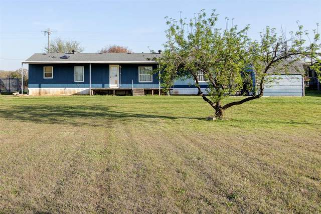 4504 Old Granbury Road, Granbury, TX 76049 (MLS #14547766) :: The Kimberly Davis Group