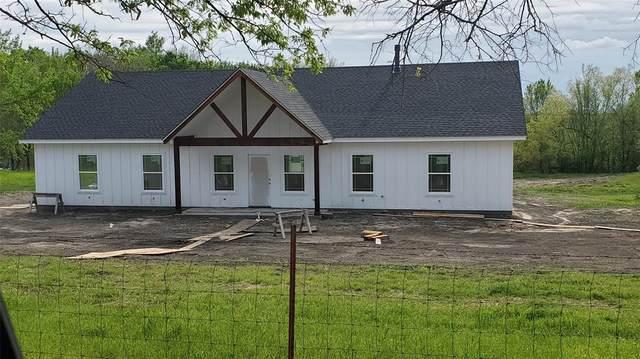 240 Dollie Road, Maypearl, TX 76064 (MLS #14547777) :: Real Estate By Design