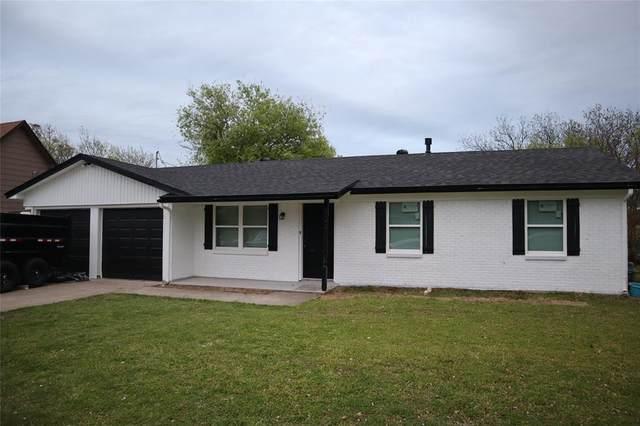 308 Craig Street, Burleson, TX 76028 (MLS #14547778) :: Robbins Real Estate Group