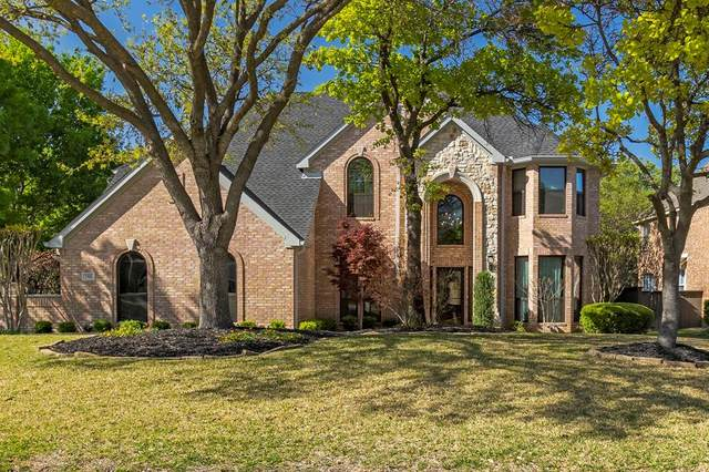 722 Ashleigh Lane, Southlake, TX 76092 (MLS #14547788) :: The Heyl Group at Keller Williams