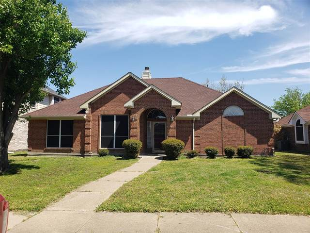 2406 Bent Brook Drive, Mesquite, TX 75181 (MLS #14547808) :: The Chad Smith Team
