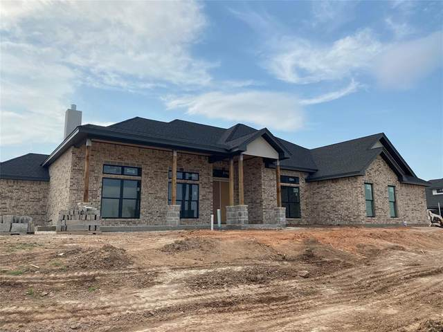 6716 Chisholm Trail, Abilene, TX 79606 (MLS #14547814) :: Premier Properties Group of Keller Williams Realty
