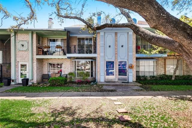3420 Hidalgo Drive #106, Dallas, TX 75220 (MLS #14547826) :: VIVO Realty