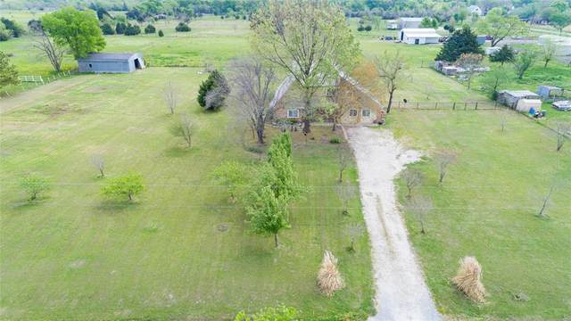 4331 County Road 2208, Greenville, TX 75402 (MLS #14547864) :: 1st Choice Realty
