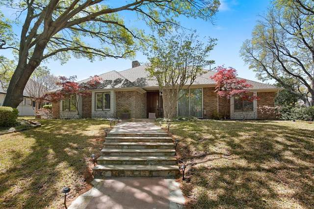 6106 Warm Mist Lane, Dallas, TX 75248 (MLS #14547880) :: RE/MAX Landmark