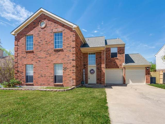 1533 Stratford Drive, Mansfield, TX 76063 (MLS #14547914) :: The Chad Smith Team