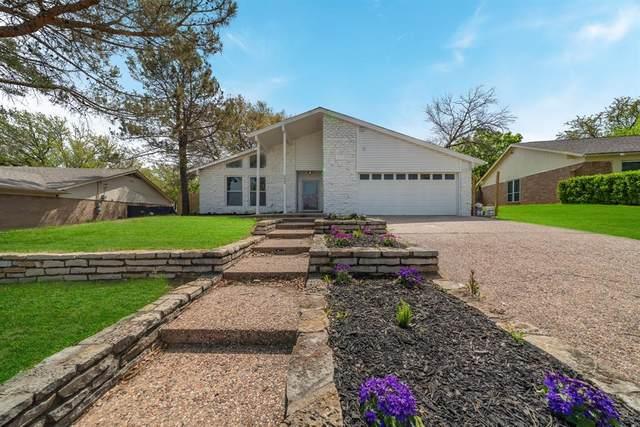 3833 Misty Meadow Drive, Fort Worth, TX 76133 (MLS #14547916) :: Feller Realty