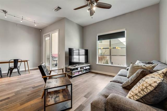2950 Mckinney Avenue #322, Dallas, TX 75204 (MLS #14547923) :: The Hornburg Real Estate Group