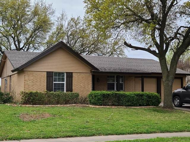 1423 Mimosa Street, Cleburne, TX 76033 (MLS #14547945) :: The Rhodes Team