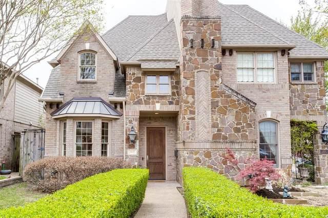 3457 Normandy Avenue, University Park, TX 75205 (MLS #14547975) :: Robbins Real Estate Group