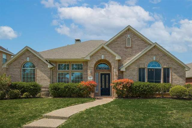 511 Gifford Drive, Coppell, TX 75019 (MLS #14547987) :: The Rhodes Team