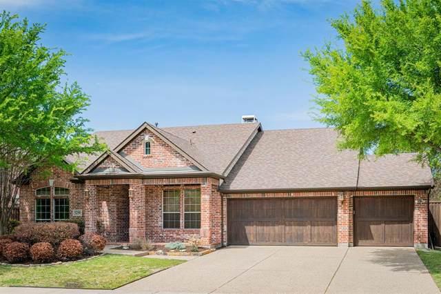 5250 Pueblo Lane, Frisco, TX 75034 (MLS #14548008) :: The Chad Smith Team