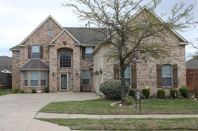 4308 Rosebriar Way, Fort Worth, TX 76244 (MLS #14548010) :: The Chad Smith Team