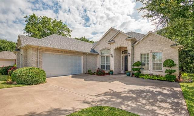 3809 Buena Vista Circle, Granbury, TX 76049 (MLS #14548011) :: The Chad Smith Team