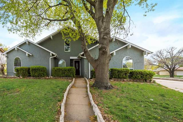 6900 Wilton Drive, Fort Worth, TX 76133 (MLS #14548021) :: Feller Realty