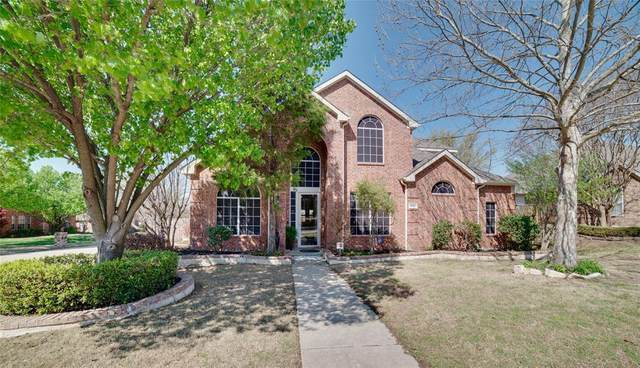 10401 Enchanted Meadow Drive, Frisco, TX 75033 (MLS #14548034) :: The Chad Smith Team