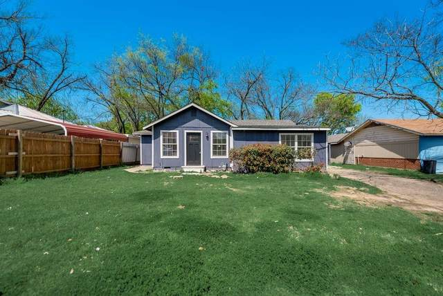 617 Ingram Street, Sulphur Springs, TX 75482 (MLS #14548056) :: The Kimberly Davis Group