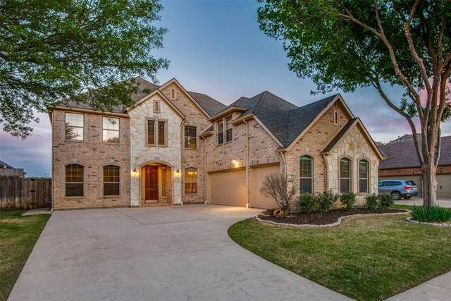 236 Barkley Drive, Hickory Creek, TX 75065 (MLS #14548060) :: The Mitchell Group