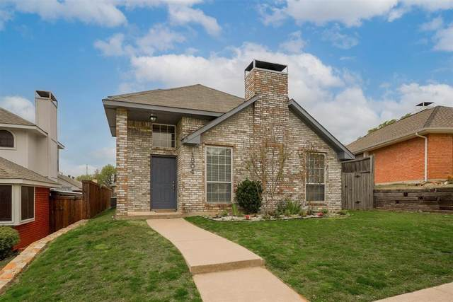 1804 Green Oak Drive, Lewisville, TX 75067 (MLS #14548061) :: The Chad Smith Team