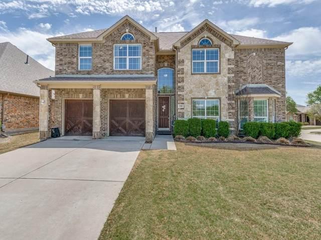 1301 Tidwell Lane, Celina, TX 75009 (MLS #14548063) :: The Chad Smith Team