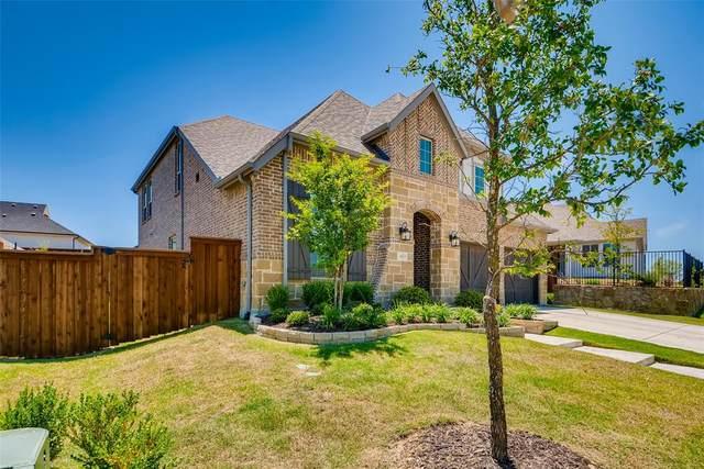 1908 Crescent Street, Aledo, TX 76008 (MLS #14548065) :: Trinity Premier Properties
