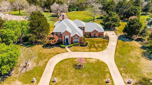 35 Country Ridge Road, Melissa, TX 75454 (MLS #14548075) :: Russell Realty Group